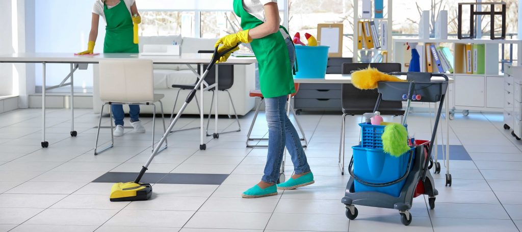 commercial cleaning services in Oklahoma City OK